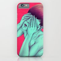 """iPhone & iPod Case featuring """"22-NO.4"""" by Mojo Wang"""
