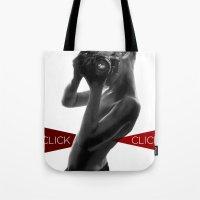 Click Click Tote Bag