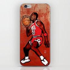 Michael Jordan iPhone & iPod Skin