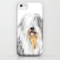 Old English Sheepdog iPhone 5c Slim Case