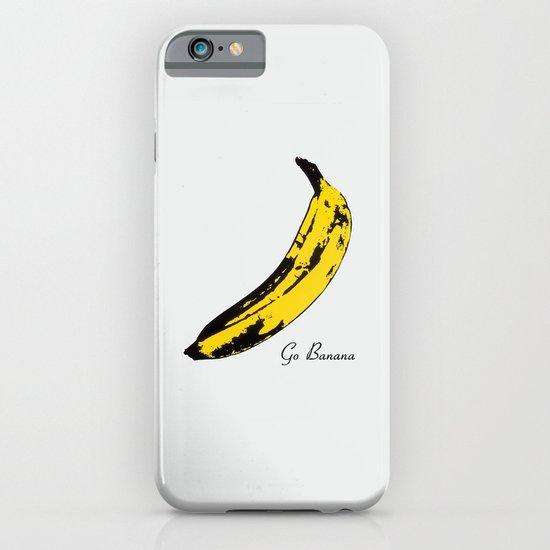 Go Banana  iPhone & iPod Case