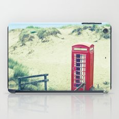 A Call From Paradise iPad Case