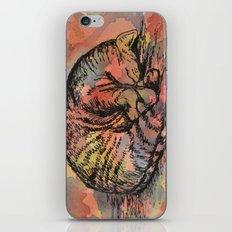 Pearl Curl iPhone & iPod Skin