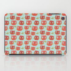 Pattern Project #32 / WTF Cats iPad Case