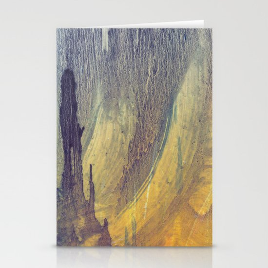 Abstractions Series 004 Stationery Card