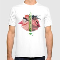 Dr. Jekyll's Anti-Frekyl… Mens Fitted Tee White SMALL
