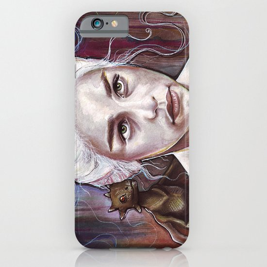 Dragon Queen iPhone & iPod Case