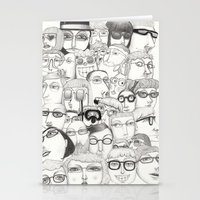 PeopleI Stationery Cards