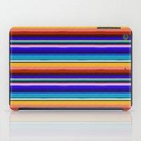 Mexican Stripes iPad Case
