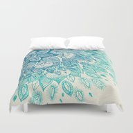 Duvet Cover featuring Lovely  by Rskinner1122