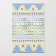 TriangleTraffic Canvas Print