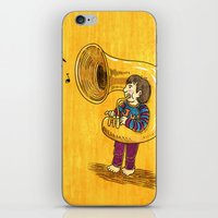 The Dream Of My Childhood iPhone & iPod Skin