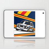 Ford Escort RS2000 Laptop & iPad Skin
