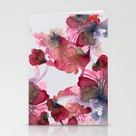 Blossoming Stationery Cards