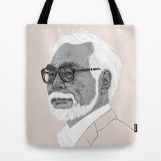 Hayao Miyazaki Tote Bag