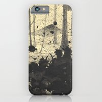 iPhone & iPod Case featuring Snowstorm by Supernova Remnant