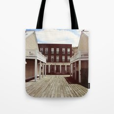 RIVER FRONT II Tote Bag