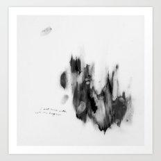 fingerprints 002 Art Print