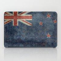 National Flag Of New Zea… iPad Case