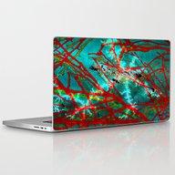 Abstract 77 Laptop & iPad Skin