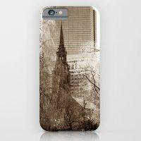 Boston iPhone & iPod Case