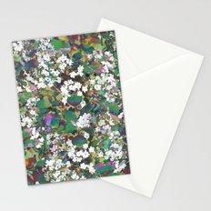 Hawthorn Digital Distortion Stationery Cards