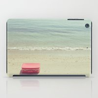 A deep breath. iPad Case