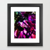 abstract photography 004 Framed Art Print