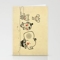Walking With You. Forest… Stationery Cards