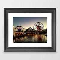 Disneymagic! Framed Art Print
