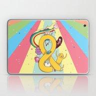 Laptop & iPad Skin featuring Adventuresands by Daniel Mackey