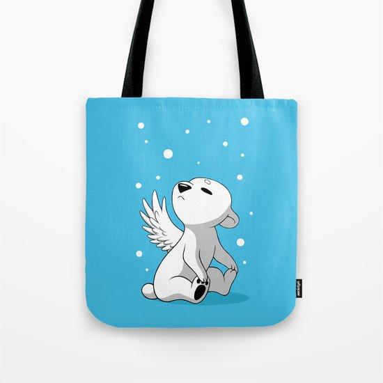 Polar Cub 2 Tote Bag