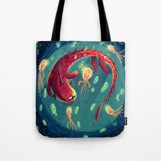 :::Sea Dragon::: Tote Bag