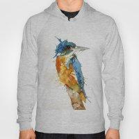 Mr Kingfisher Hoody