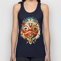 The Days Of Gods And Dem… Unisex Tank Top