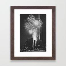 Maximum Big Surprise Framed Art Print