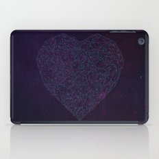 Double Heart Weave iPad Case