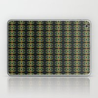 Peacock Bead Abstract Laptop & iPad Skin