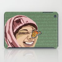 Happiness in Color iPad Case