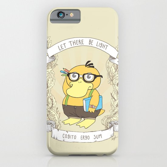 A+ Psyduck iPhone & iPod Case