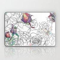 Cosmic Garden Laptop & iPad Skin