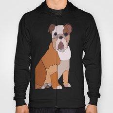English Bulldog Hoody