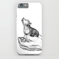 Wolf Cub // Graphite iPhone 6 Slim Case