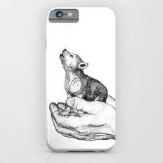 Wolf Cub // Graphite iPhone 6s Slim Case