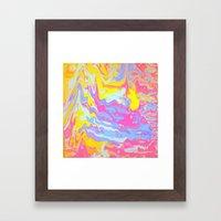 Fantasy Framed Art Print