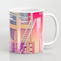 Building Clouds Mug