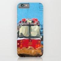 Rain Dance iPhone 6 Slim Case