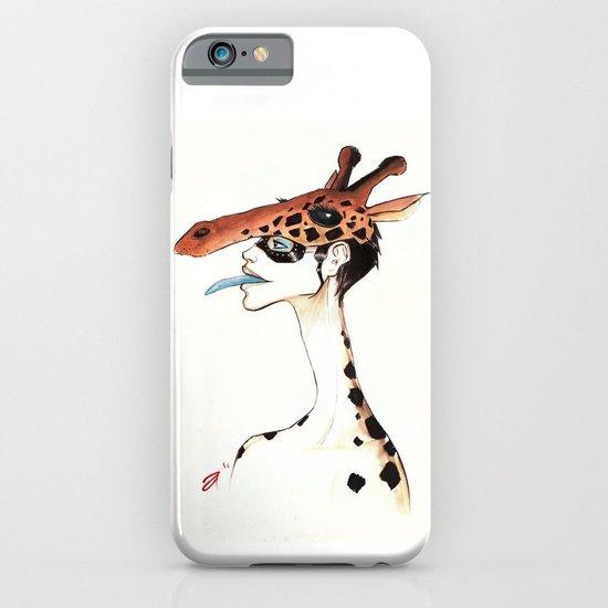 The Masquerade:  The Giraffe iPhone & iPod Case