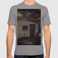 Cottage Mens Fitted Tee Athletic Grey SMALL