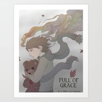 Full Of Grace - Cover Art Print